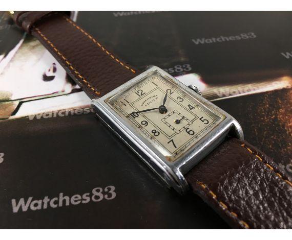Reloj antiguo de cuerda Ingersoll Legion 30's COLECCIONISTAS