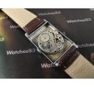 Vintage watch mechanical hand winding Ingersoll Legion 30's COLLECTOR'S