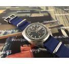 Vintage automatic chronograph Seiko Pulsations Ref 6139-6020 JAPAN A