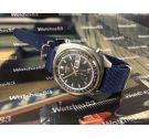 Reloj cronógrafo automático antiguo Seiko Pulsations Automatic Ref 6139-6020 JAPAN A