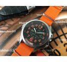 Hamilton KHAKI Automatic 660 Ft GMT H776950 Reloj suizo automático