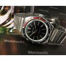 Vintage watch Bulova Oceanographer 333 FEET hand winding Cal 1041.10 *** Spectacular ***