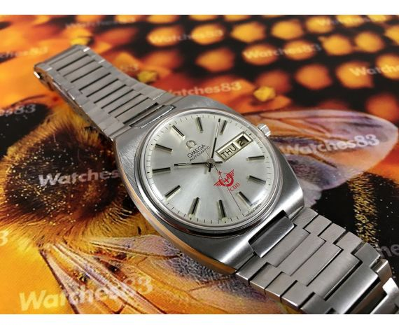 Vintage swiss watch automatic Omega Seamaster Cal. 1020 Special Edition TCDD *** COLLECTORS ***