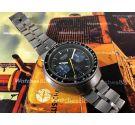 Bullhead Seiko Chronograph Automatic Vintage watch Ref 6138-0040 JAPAN J