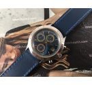 HAMILTON HTC 90650 vintage swiss automatic chronograph watch Chrono-Matic Cal Lemania LWO 283 *** 40 jewels ***