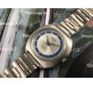 Miramar Geneve NOS 17 jewejs Reloj suizo antiguo de cuerda tipo Omega Dynamic *** Nuevo de antiguo Stock ***