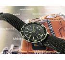 Miramar NOS Reloj suizo antiguo de cuerda 17 rubis DIVER *** Nuevo de antiguo Stock ***