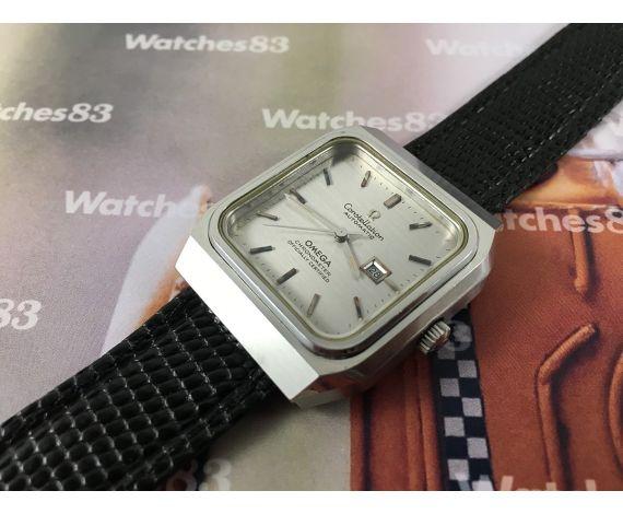 Omega Constellation Chronometer Officially Certified Reloj suizo antiguo automático