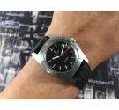 N.O.S. Festina Diver Reloj antiguo automatico 20 ATMOS 25 Rubis *** Nuevo de antiguo stock ***