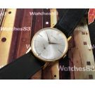 Morris N.O.S. Vintage wristwatch hand wind 15 rubis Plaqué OR *** New old stock ***