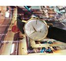 Morris NOS Reloj suizo antiguo de cuerda 15 rubis Plaqué OR *** Nuevo de antiguo Stock ***