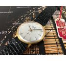 Duward Select NOS vintage swiss hand winding watch 17 rubis Plaqué OR *** New old Stock ***