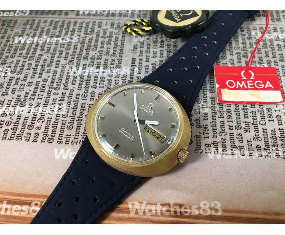 selección premium comprar chic clásico NOS Omega Dynamic Genève Reloj suizo...