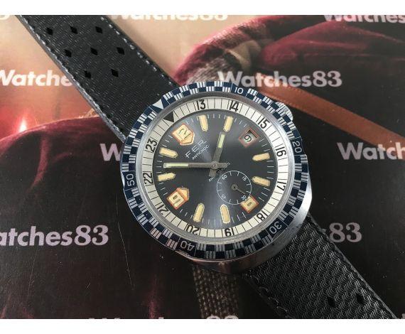 Reloj antiguo de cuerda FER 15 rubis Oversize Nuevo de antiguo stock *** NOS ***