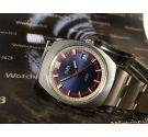 Cler NOS vintage swiss automatic watch 17 jewels New Old Stock *** SPECTACULAR ***