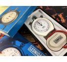 Heuer Leonidas vintage Stopwatch de cuerda Trackmaster Ref G4/65 70s *** PRECIOSO ***