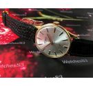 NOS Duward Select vintage swiss hand winding watch 17 rubis Plaqué OR *** New old Stock ***