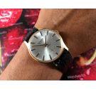 NOS Duward Splendit Reloj suizo antiguo de cuerda 17 rubis Plaqué OR *** Nuevo de antiguo Stock ***