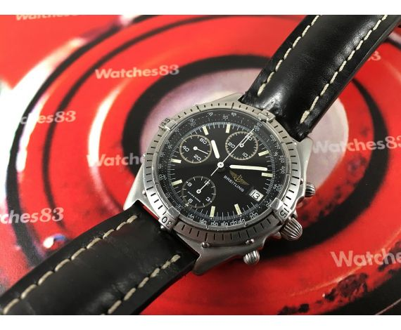 Breitling Chronomat Reloj crono suizo automatico 40mm Ref 81950 *** ESPECTACULAR ***