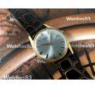 Miramar Genève Date N.O.S. Vintage wristwatch hand wind 17 rubis *** New old stock ***