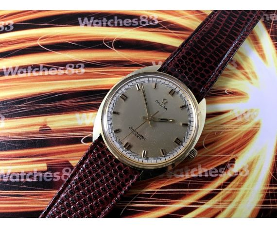 Omega Seamaster Cosmic Cal 601 Vintage swiss manual winding watch Ref 135017 Tool 107 *** WONDERFUL ***
