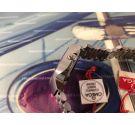 N.O.S. Omega Geneve automatic Cal. 1481 Rare Ref. 166.0123 Olimpic merit cross *** New Ols Stock ***