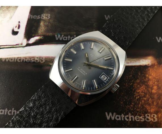 Potens NOS Reloj suizo antiguo de cuerda *** Nuevo de antiguo Stock ***