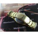 Reloj OMEGA Geneve antiguo suizo automático Cal 1481 Ref 166099 + Estuche Omega vintage