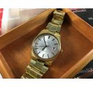 Vintage OMEGA Geneve swiss automatic watch Cal 1481 Ref 166099 + Vintage Omega Box