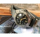 Diver antiguo Sandoz Typhoon 1000M Reloj suizo automático *** COLECCIONISTAS ***