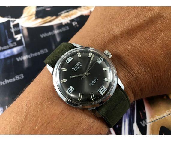 Miramar Geneve Old swiss hand wind watch N.O.S. 17 jewels *** New Old Stock ***