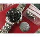 Omega Seamaster Professional Chronometer 300m 1000ft Ref 1780523 Reloj cronografo suizo automático Cal. 1164 + ESTUCHE