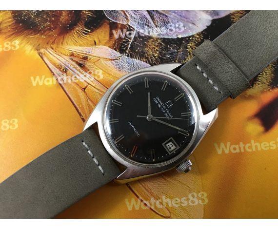 Universal Geneve Polerouter Date Microtor Cal 1-68 Reloj antiguo automático 28 jewels *** ESPECTACULAR ***
