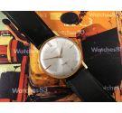 NOS Reloj Morris suizo antiguo de cuerda 15 rubis Plaqué OR *** Nuevo de antiguo Stock ***