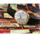 NOS Vintage Morris swiss manual handing watch 15 rubis Plaqué OR *** New old Stock ***
