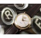 Enicar ULTRASONIC Reloj antiguo suizo de cuerda 17 jewels *** PRECIOSO ***