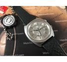 NOS Omega Seamaster MEMOMATIC Reloj alarma suizo antiguo automático Cal 980 Ref 166.072 Nuevo antiguo Stock ** COLECCIONISTAS **