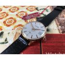 Vintage Duward N.O.S. swiss hand winding watch 17 rubis Plaqué OR *** New old Stock ***