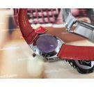 NOS Omega Chronostop Racing Reloj antiguo cronógrafo de cuerda Cal 865 Ref. ST 145.010 *** Nuevo de antiguo stock ***