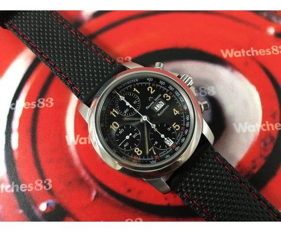 Maurice Lacroix Reloj antiguo cronógrafo automático Cal. Valjoux 7750 Ref 39721 *** ESPECTACULAR ***
