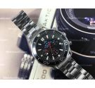 Omega Seamaster AMERICA'S CUP Racing 300m 1000ft Chronograph automatic swiss watch Cal 3602 Ref 2569.50.00 *** SPECTACULAR ***