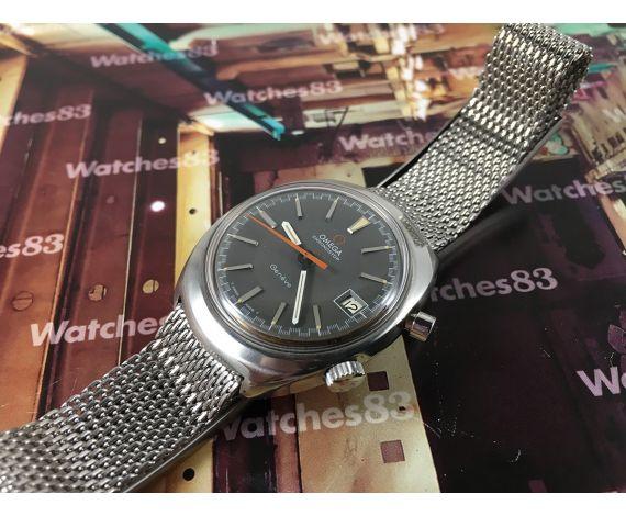 Omega Geneve Chronostop Reloj antiguo cronógrafo de cuerda Ref 146.009/146.010 Cal 920 *** ESPECTACULAR ***