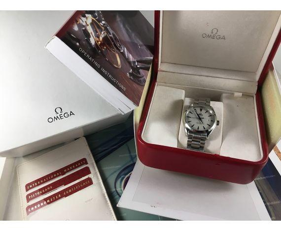 Omega Seamaster Chronometer Aqua Terra Watch 150M Ref. 2503.33 Cal. Omega 2500 *** SPECTACULAR ***