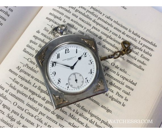 Reloj de bolsillo muy antiguo Vintage Pocket watch PATEK PHILIPPE (1890-1910)