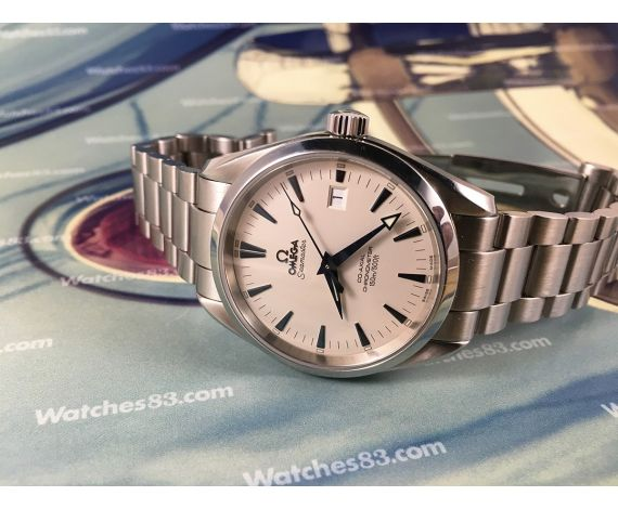 Omega Seamaster Chronometer Aqua Terra Watch 150M Ref. 2503.33 Cal. 2feb6bc4e23
