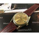 Polerouter Microtor Cal 218-2 Universal Geneve Reloj antiguo automático 28 jewels