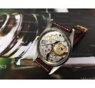 Polerouter Microtor Cal 218-2 Universal Geneve Vintage automatic watch 28 jewels