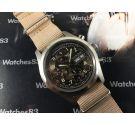 HAMILTON KHAKI Reloj vintage automático cronógrafo ETA 7750 Ref 041531 *** PRECIOSO ***