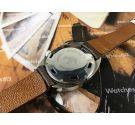 NOS Ringson Reloj antiguo de cuerda Alarma despertador Oversize *** Nuevo de antiguo stock ***