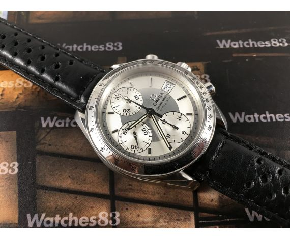 Omega Speedmaster Date Automatic Swiss chronograph automatic watch Ref. 3513.30.00 Cal Omega 1152 *** SPECTACULAR ***